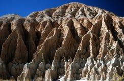 Desfiladeiro Nevada da catedral Imagem de Stock