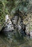 Desfiladeiros rochosos Imagens de Stock