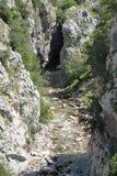 Desfiladero del Río Cares, Cabrales ( Spain ) Stock Photo
