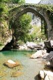 Desfiladero del Río Cares, Cabrales ( Spain ) Stock Images