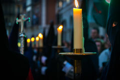 Desfilan los procesionales en Valladolid Imagen de archivo