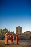 Desfilan los procesionales en Zamora Imagen de archivo