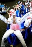 Desfile 2008, alerta del canal de V.D. Foto de archivo