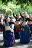 Desfile 2010 de la danza de Nueva York Imagenes de archivo