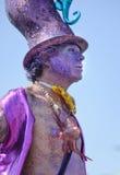 Desfile 2010 de la sirena en la isla de conejo Imágenes de archivo libres de regalías