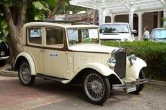 Desfile 2011 del coche de la vendimia de Hua Hin Fotografía de archivo libre de regalías