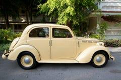 Desfile 2011 del coche de la vendimia de Hua Hin Fotos de archivo libres de regalías