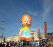 Desfile 2012 del día de los globos Imagen de archivo libre de regalías