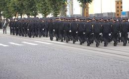 Desfile imagen de archivo