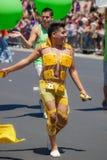 Desfile alegre 2012 del orgullo de San Francisco Fotos de archivo