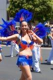 Desfile alegre 2012 del orgullo de San Francisco Imágenes de archivo libres de regalías