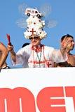 Desfile Barcelona 2011 del orgullo Foto de archivo