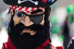 Desfile Chicago 2019 del d?a de St Patrick foto de archivo