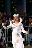 Desfile chino 2011 de la noche del Año Nuevo de Int'l Imagen de archivo libre de regalías