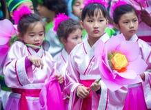 Desfile chino del Año Nuevo Imagen de archivo libre de regalías