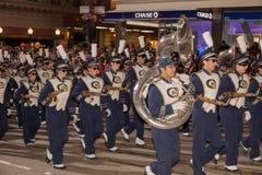 Desfile chino del Año Nuevo en Chinatown Imagen de archivo libre de regalías