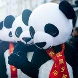 Desfile chino del Año Nuevo en París Fotografía de archivo