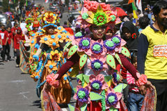 Desfile cultural Foto de archivo