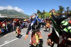 Desfile cultural Fotos de archivo