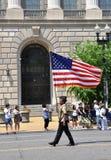 Desfile de 2011 Memorial Day. Fotografía de archivo