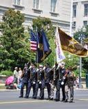 Desfile de 2011 Memorial Day. Fotografía de archivo libre de regalías