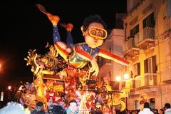 Desfile de carnaval fotos de archivo
