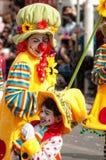 Desfile de carnaval de Limassol, 6 de marzo de 2011 Imágenes de archivo libres de regalías