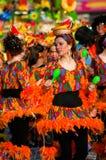 Desfile de carnaval de Limassol, 6 de marzo de 2011 Imagenes de archivo