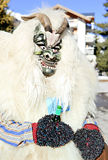 Desfile de carnaval de Wiler Fasnacht Imagen de archivo