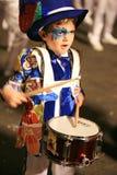 Desfile de carnaval en Arrecife Lanzarote 2009 Fotografía de archivo