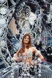 Desfile de carnaval principal del Las Palmas Fotografía de archivo libre de regalías