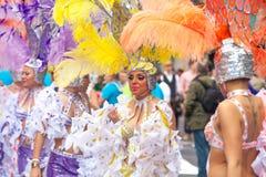 Desfile de carnaval principal del Las Palmas Fotos de archivo libres de regalías