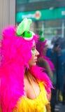 Desfile de carnaval principal del Las Palmas Fotografía de archivo