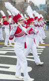 Desfile de Chicago St Patrick Fotos de archivo