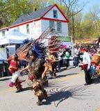 Desfile de Cinco de Mayo imagen de archivo