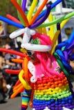 Desfile de Cinco de Mayo foto de archivo libre de regalías