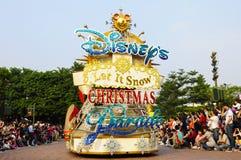Desfile de Disney Imagenes de archivo