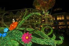 Desfile de Disney Foto de archivo libre de regalías