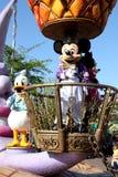 Desfile de Disneylandya París Foto de archivo libre de regalías