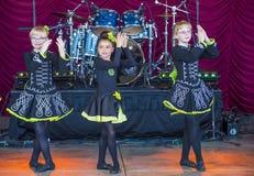 Desfile de Henderson Saint Patrick Fotos de archivo libres de regalías