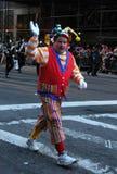 Desfile de la acción de gracias de Macy Imagenes de archivo