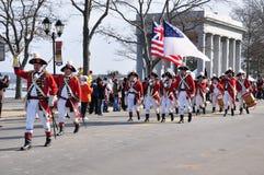 Desfile de la acción de gracias - 20 de noviembre de 2010 Imagen de archivo