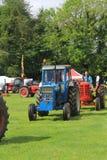 Desfile de la identificación del tractor Fotos de archivo