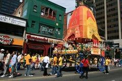 Desfile de la India en Toronto fotografía de archivo libre de regalías