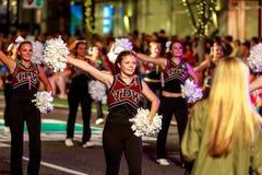 Desfile 2015 de la luz de las estrellas de Portland Foto de archivo