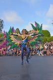 Desfile de la tierra de Disney Fotografía de archivo