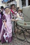 Desfile de la vendimia. Foto de archivo