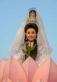 Desfile de las celebraciones chinas de un Año Nuevo, Tailandia Imagenes de archivo