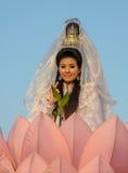 Desfile de las celebraciones chinas de un Año Nuevo, Tailandia Foto de archivo libre de regalías