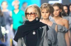 Desfile de moda Fotografía de archivo libre de regalías